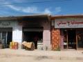 Eine Bäckerei an einer Durchgangsstraße in Rojava (Foto: Loesche)